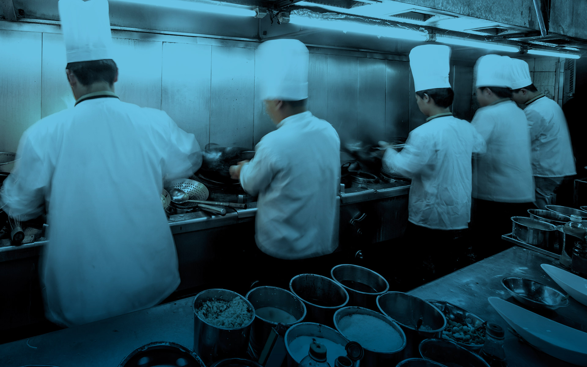 Catering - offshore, catering operations - Manning